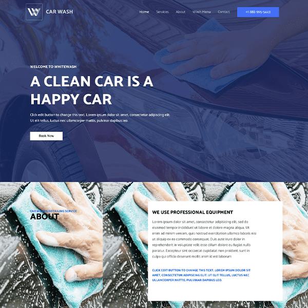 car-wash-business-website