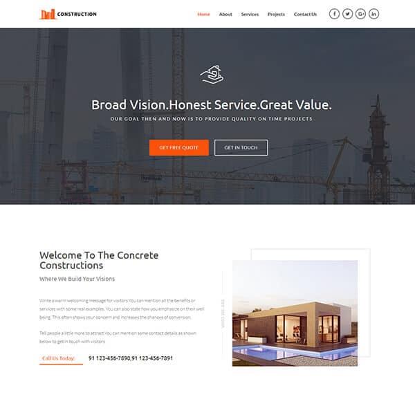 construction-business-website