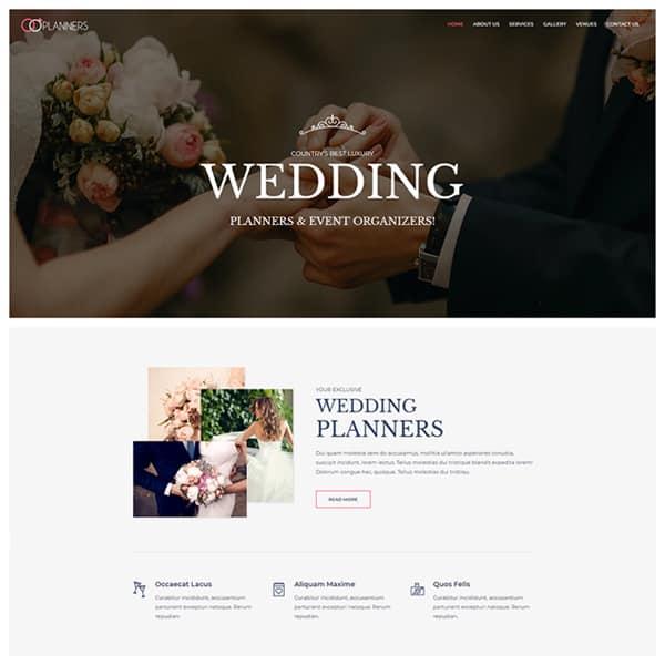 wedding-planner-business-website